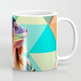 Iguana Girl Coffee Mug