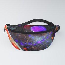 Intense Galaxy Fanny Pack