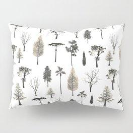 trees pattern Pillow Sham