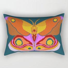 Empress Butterfly Rectangular Pillow