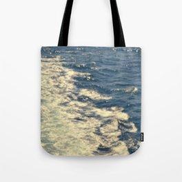 Sea Adventure - Ocean Crossing Tote Bag