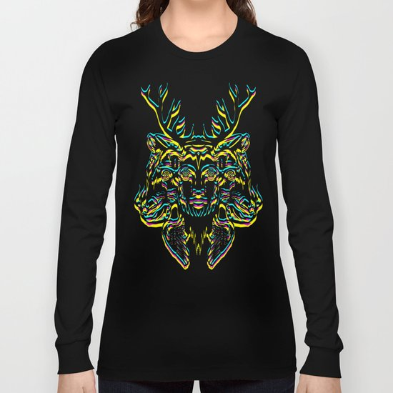 GOD II Psicho Long Sleeve T-shirt