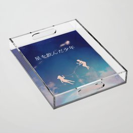 Strings of Fate Acrylic Tray