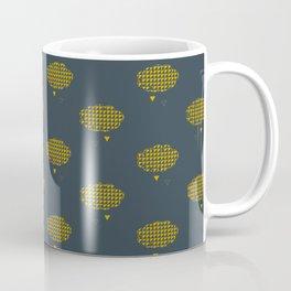 Dco mustard clouds Coffee Mug