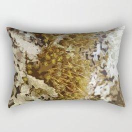 Abstract Moss design 02 Rectangular Pillow