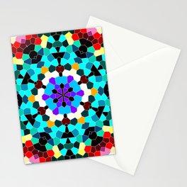 Confetti Mandella Stationery Cards