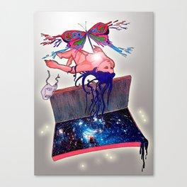 Catarsis Canvas Print