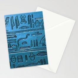 Hieroglyphs 2014-1026 Stationery Cards