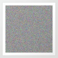 gray Art Prints featuring gray by ecceGRECO