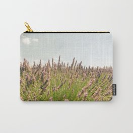 Fields of Lavender South of France Carry-All Pouch