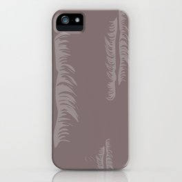 abstraction art iPhone Case