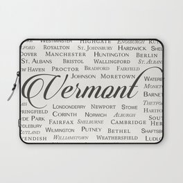 Vermont Laptop Sleeve