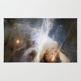 """Witold Pruszkowski """"Falling star"""" Rug"""