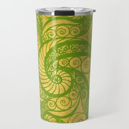 Green Shell Travel Mug