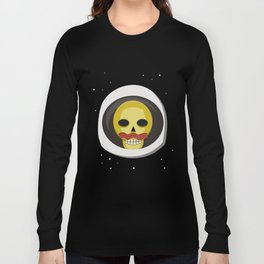 Bacon and Eggs-ploration in Space Long Sleeve T-shirt