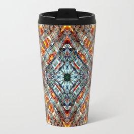 Narra Abstract 03 Travel Mug