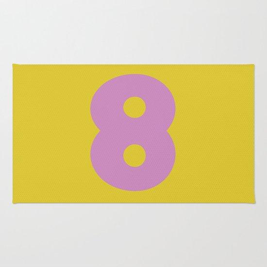 Number 8 Rug