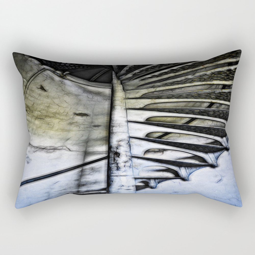 Lighthouse Tower Stairs Rectangular Pillow RPW9053552
