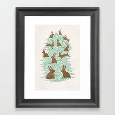 Multiplication Framed Art Print