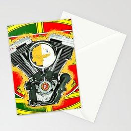 Evol Portugal flag Stationery Cards