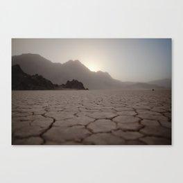 Death Valley... Canvas Print