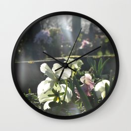 Little Death Wall Clock