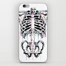 Skeleton #2 iPhone & iPod Skin