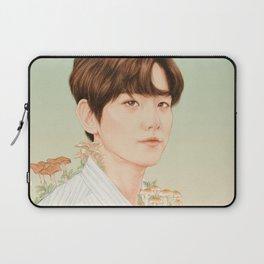 nurture. growth. [baekhyun exo] Laptop Sleeve