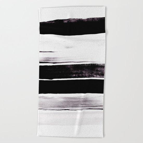 Stack V Beach Towel