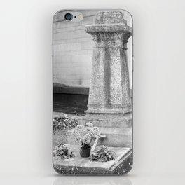 old memorial iPhone Skin