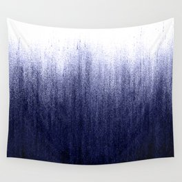 Indigo Ombre Wall Tapestry
