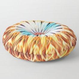Electric Daisy - ILLdesign Floor Pillow