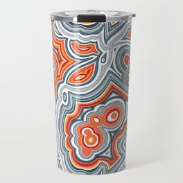 Crazy Lace Agate Travel Mug