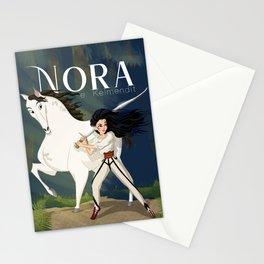 Nora of Kelmendi Stationery Cards
