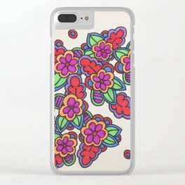 High Lights Clear iPhone Case
