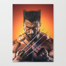 Logan Series I Canvas Print