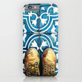 Art Beneath Our Feet - Mexico City iPhone Case