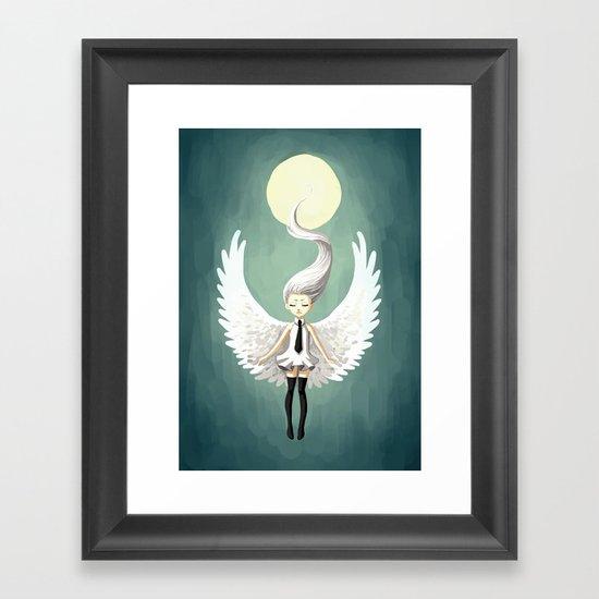 Angel 2 Framed Art Print