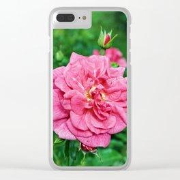 little beauty Clear iPhone Case