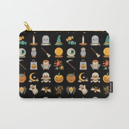 Halloween Icons Carry-All Pouch