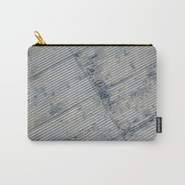 Warehouse District -- Rustic Farm Chic Abstract Carry-All Pouch