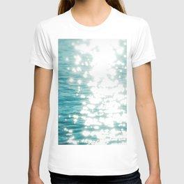 Sun glitter T-shirt