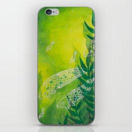 Kelp Eels iPhone Skin