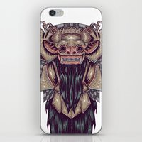 indonesia iPhone & iPod Skins featuring Barong Indonesia by Ahmad Mujib