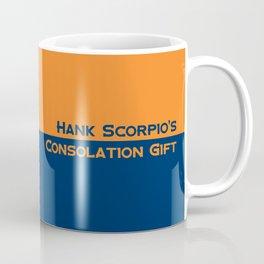 Hank Scorpio's Consolation Gift Coffee Mug