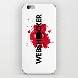 Webshocker iPhone Skin