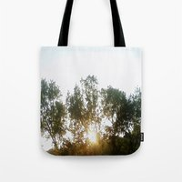 chill Tote Bags featuring Chill by stefani187