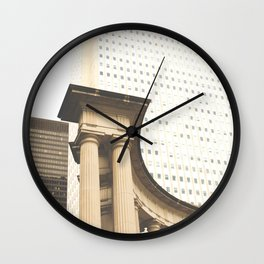 Arcade Wall Clock