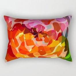 """bloom""  Rectangular Pillow"