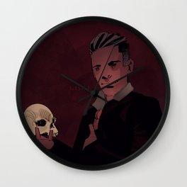 Portrite 1800 Wall Clock